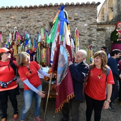 "SANT MEDIR arribada de la bandera a sant Medir • <a style=""font-size:0.8em;"" href=""http://www.flickr.com/photos/51371634@N05/46545102784/"" target=""_blank"">View on Flickr</a>"