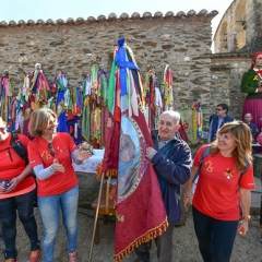 "SANT MEDIR arribada de la bandera a sant Medir • <a style=""font-size:0.8em;"" href=""http://www.flickr.com/photos/51371634@N05/46353952205/"" target=""_blank"">View on Flickr</a>"