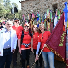 "SANT MEDIR arribada de la bandera a sant Medir • <a style=""font-size:0.8em;"" href=""http://www.flickr.com/photos/51371634@N05/47268485481/"" target=""_blank"">View on Flickr</a>"